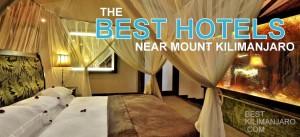 best kilimanjaro hotels
