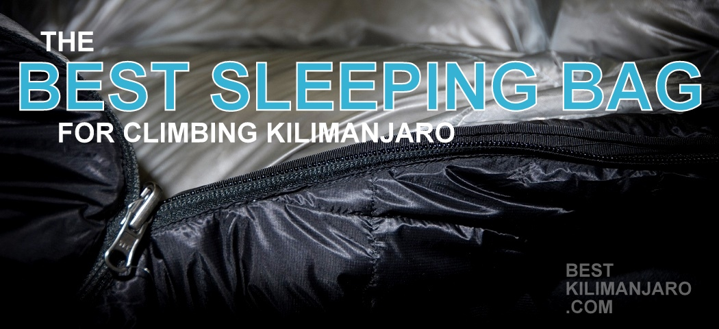 best kilimanjaro sleeping bag