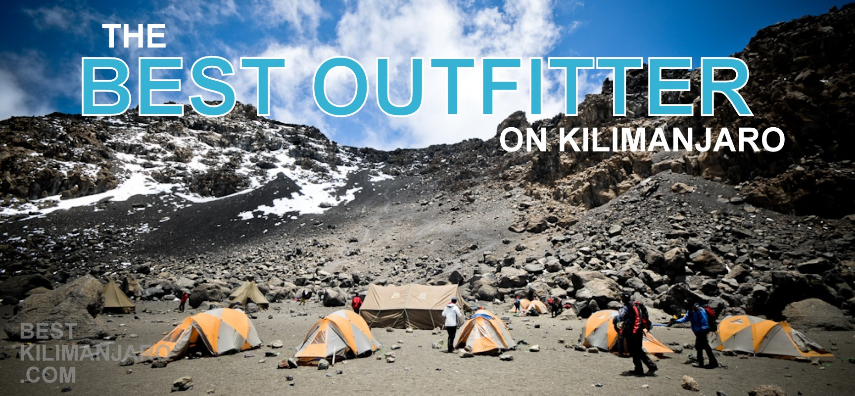 best kilimanjaro outfitter