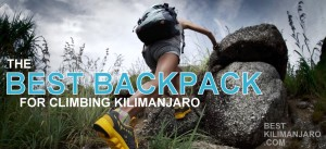 Best Kilimanjaro Backpack