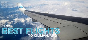 kilimanjaro flights