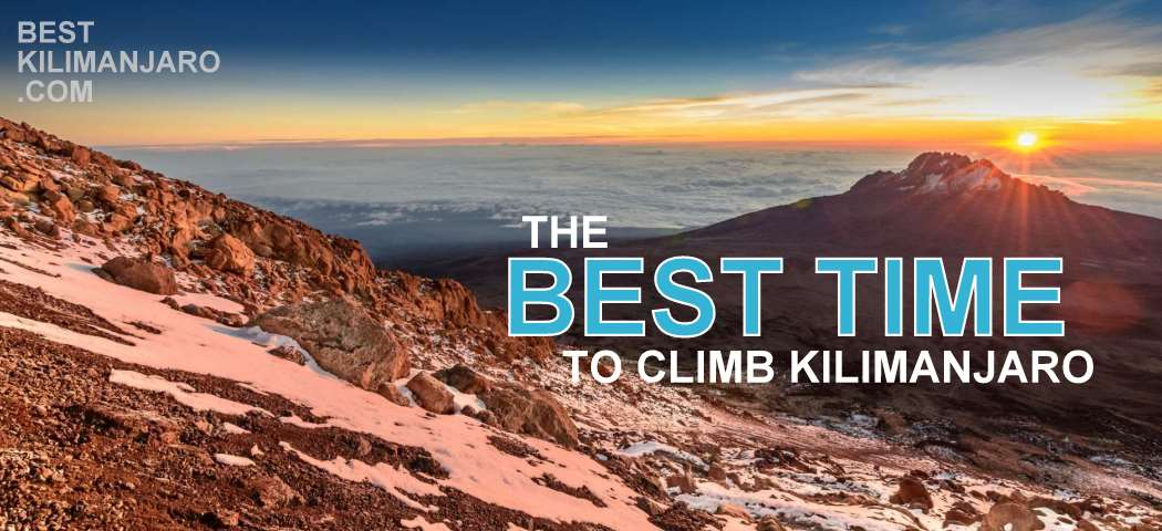 Best Time To Climb Kilimanjaro